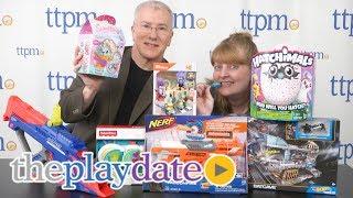 The Playdate | Nerf Nitro, New Ken dolls, Sweetlings & More!