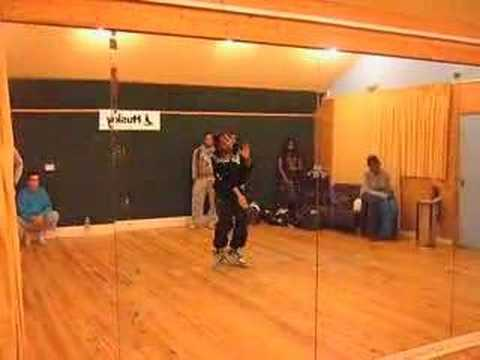 Amerie - I Just Died - Choreography