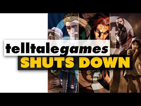 Telltale Games Studio Shuts Down