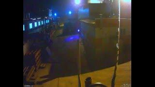 UV Ультрафиолетовый фонарь.Тест 10 ватного фонаря-2. С камеры видеонаблюдения(, 2016-03-05T19:35:26.000Z)