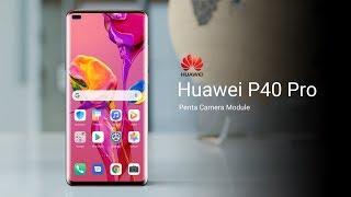 Huawei P40 Pro -5G,Kirin 990,70MP Penta Camera,5500mAh Battery,50W Charger/Huawei P40 Pro