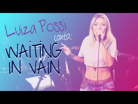 Luiza Possi - Waiting in Vain Bob Marley  LAB LP