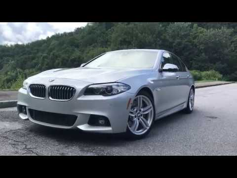 Review Of A 2016 BMW 535I