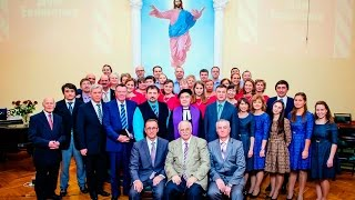 25 лет церкви Дом Евангелия Санкт-Петербург