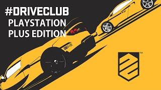 DRIVECLUB PSN Plus Edition - Testando e Apanhando!! [ Playstation 4 Gameplay ]