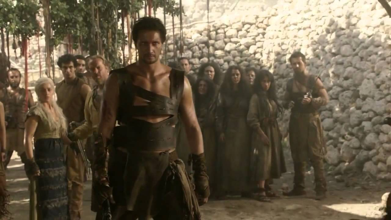 """Game of Thrones, Season One, Episode 8: """"The Pointy End"""""""