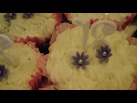 GAINT CHOCOLATE CUPCAKE - 18th BIRTHDAY MADE BY - CAKE LADY DIANE