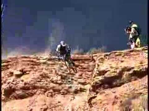 Remembering when Minnaar, Peaty, Gracia, Myles Rockwell and Gee Atherton did Red Bull Rampage - MBR