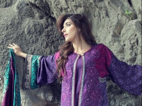 79297319e3 Colorful And Stylish Chiffon Eid Dresses Collection By Maria B - YouTube