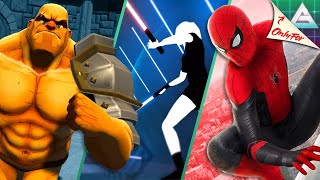 GORN VR! Spider-man VR! Beat Saber VR   ATG VR Stream LIVE!