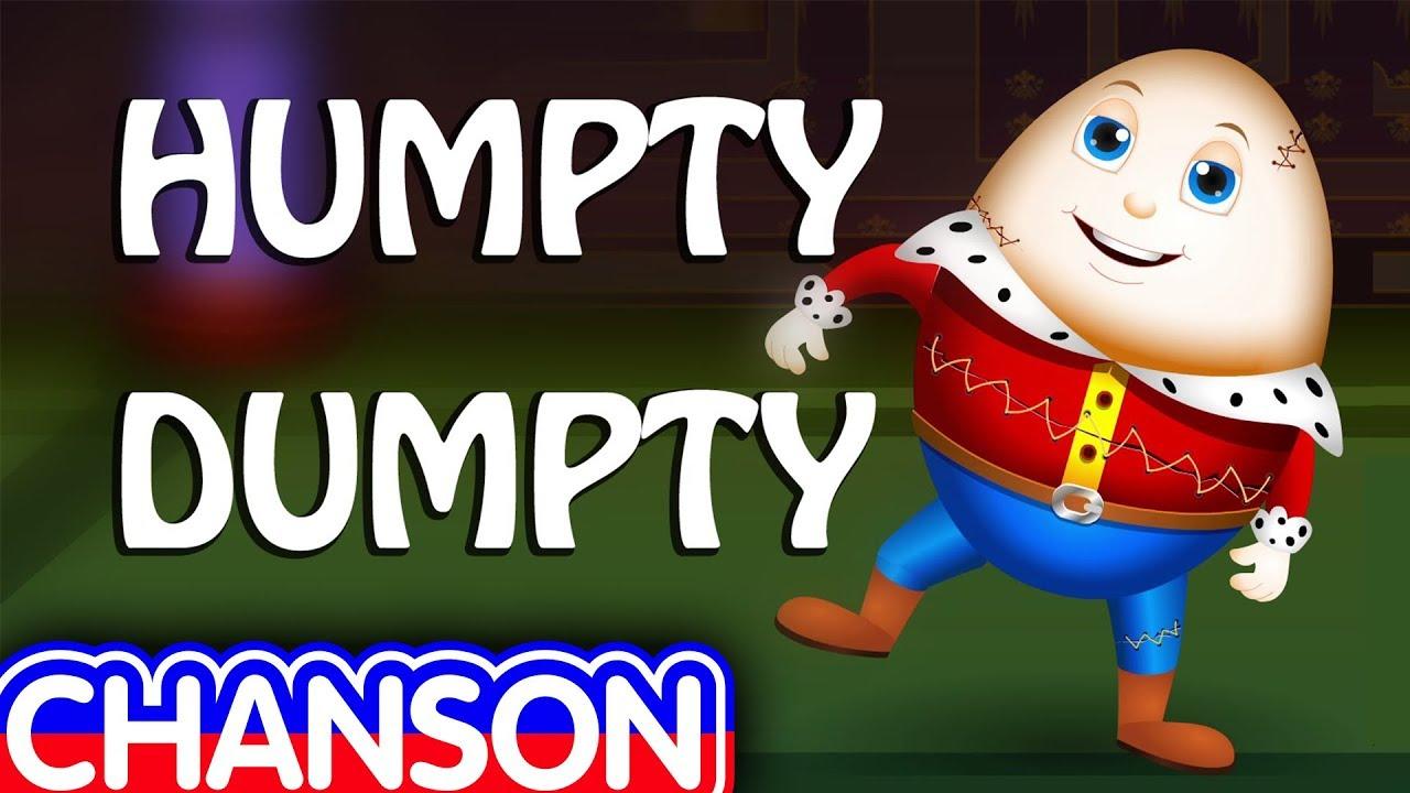 Humpty Dumpty Chuchu Tv Comptines Et Chansons Pour Enfants Youtube