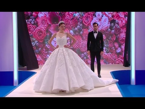 Angelo Estera | Full Show | Bridal Couture Collection 2018