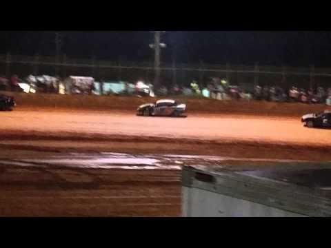 Harris Speedway FWD Main Event 7.18.2015
