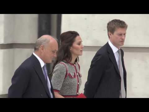 Duchess of Cambridge at Victoria and Albert Museum | June 29, 2017
