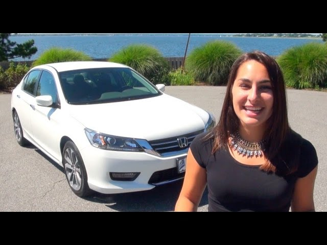 2014 Honda Accord Sport Review And Test Drive Herb Chambers Honda
