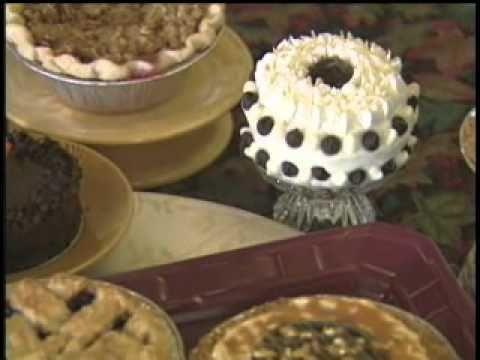 Bread Basket Cafe featured on Savor Indiana - September 2010