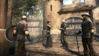 ролевая RPG: Drakensang - река времени 1 часть. смотреть онлайн видео обзор игры на ПК