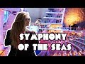 1 Week aboard the Largest Cruise Ship In The World! SYMPHONY OF THE SEAS inaugural cruise
