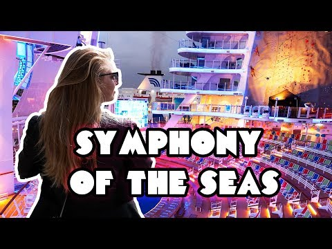 first impressions + Q&A aboard SYMPHONY OF THE SEAS