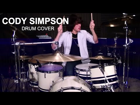 Ricky - CODY SIMPSON - All Day (Drum Cover)