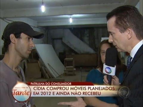 Celso Russomanno Ajuda Consumidora Com Dificuldade Em Receber Móveis Planejados