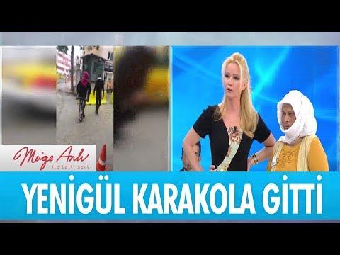 Yenigül Hanım karakola gitti - Müge Anlı İle Tatlı Sert 30 Mart 2018