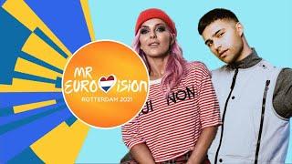 Eurovision 2021 / Melodifestivalen SF4 - My top 7 🇸🇪