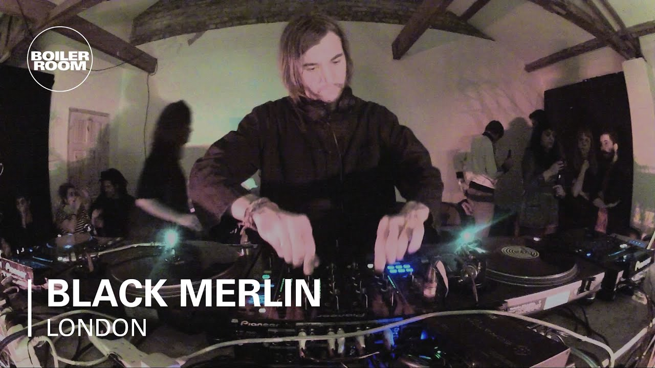 Black Merlin Boiler Room