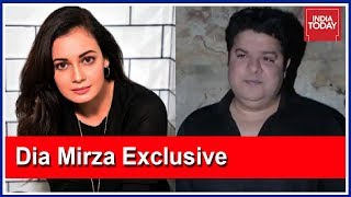 Dia Mirza Exclusive: Knew Sajid Khan Was Obnoxious, Sexist But Didn't Think He'd Go This Far