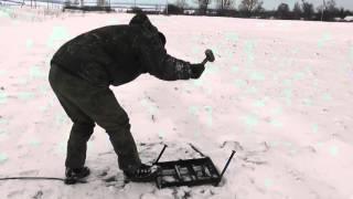 Экспедиционный якорь - зимний обзор