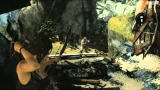 Tomb Raider E3 Demo from Microsoft Conference
