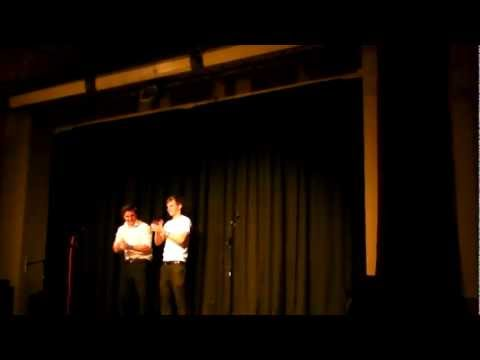 'Lightning' - The Wanted. Caistor Grammar School