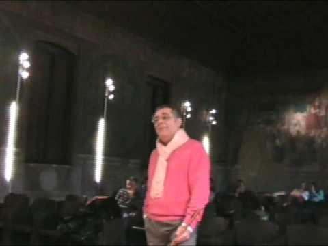 Bruno Cavallo - Masterclass W.A. Mozart - Parte 2