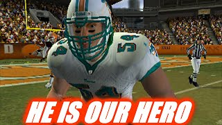 WE NEED OUR BEST - MADDEN 2004 DOLPHINS FRANCHISE VS BROWNS - S2W12