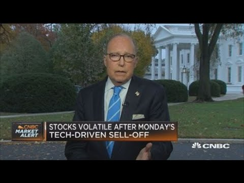 White House's Larry Kudlow on how tariffs affect business spending