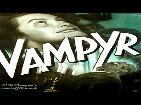 ► Vampyr Il vampiro ✯ film Horror 1932_  Carl Dreyer ☻by ☠Hollywood Cinex™