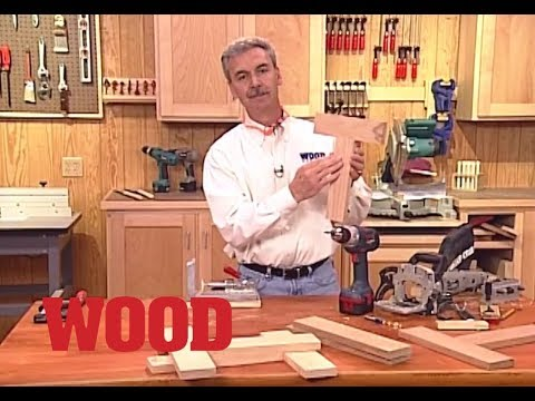 How To Create Robust Finish Grain Joints – WOOD journal