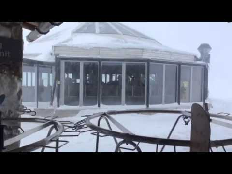 A trip at Zugspitze in Germany with Victor Hannover