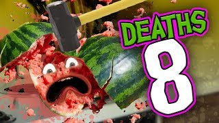 Annoying Orange DEATHS!!! - Part Eight