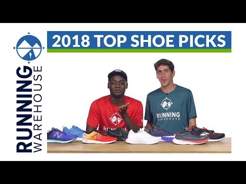 Best Running Shoes 2018  ft. Jami Reviews