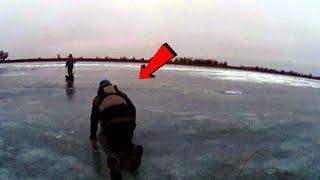 САМАЯ моя ОПАСНАЯ РЫБАЛКА в Астрахани! ПОЧЕМУ Я БОЛЬШЕ НЕ БУДУ ЛОВИТЬ со льда!