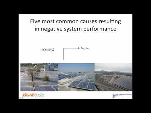 Webinar: Solar Operations & Maintenance: North America