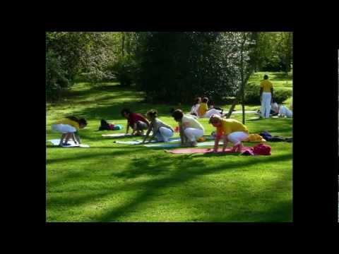 Vacances de yoga et formation de professeurs de Yoga à l