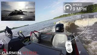 Bass Boat tossed driver without killswitch