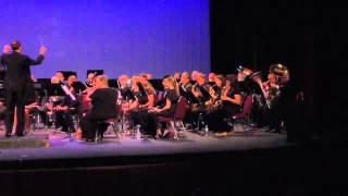 Shenandoah - Frank Ticheli - Charlotte Concert Band