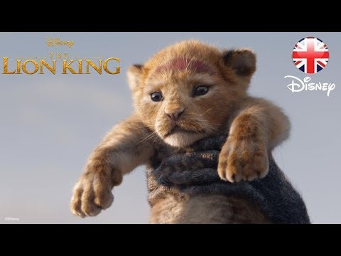 THE LION KING  2019  Action New Trailer   Disney UK