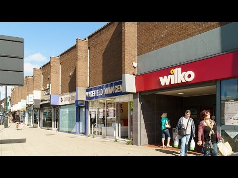 High Yielding Multi-Let City Centre Retail Parade - Wakefield