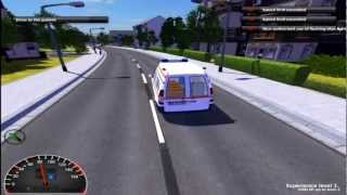 WC Games N°1: Ambulance Simulator 2011