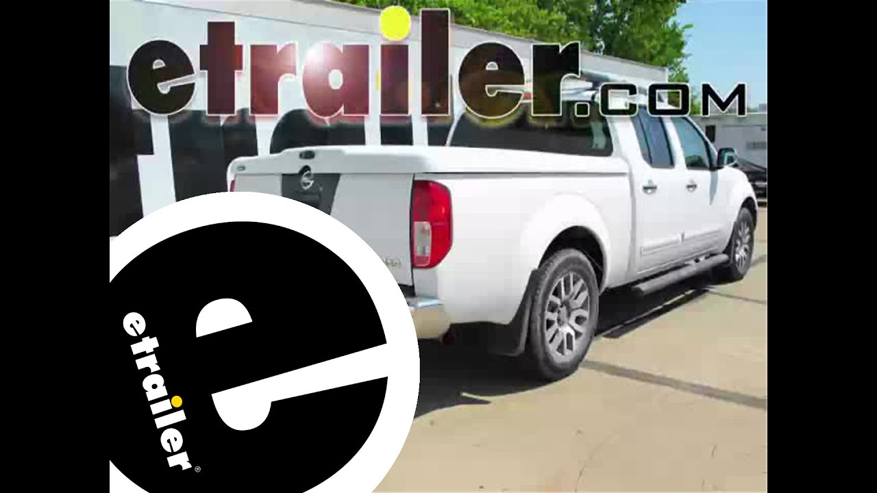trailer hitch installation 2010 nissan frontier curt. Black Bedroom Furniture Sets. Home Design Ideas