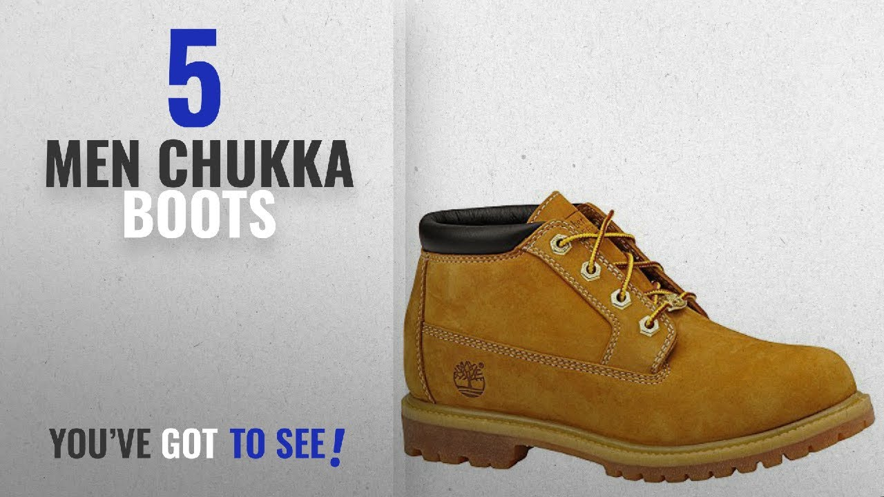 Timberland Chukka Boots [ Winter 2018 ]   New & Popular 2018